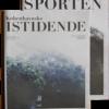 Københavnske Istidende 1 Sporten